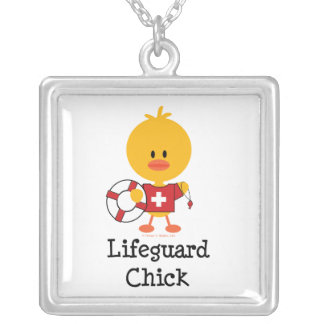 Lifeguard Chick Necklace