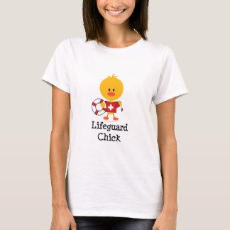 Lifeguard Chick T shirt