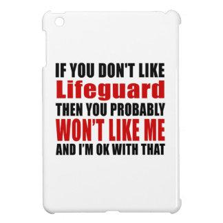 Lifeguard Don't Like Designs Cover For The iPad Mini
