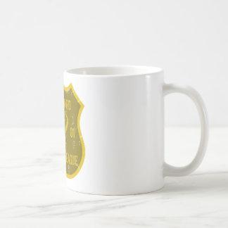 Lifeguard Drinking League Classic White Coffee Mug