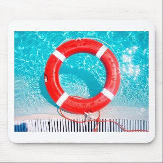 Lifeguard Lifesaver Mouse Pad
