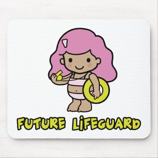 Lifeguard Mouse Mats