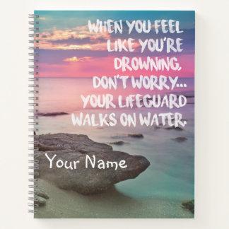 Lifeguard Notebook
