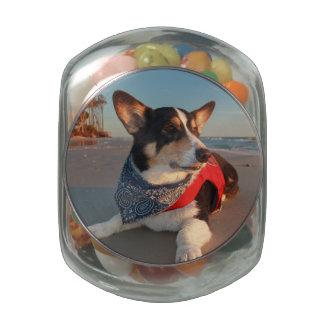 Lifeguard on Duty Glass Jars