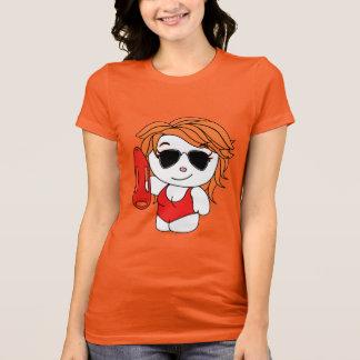 Lifeguard on the Beach T-Shirt