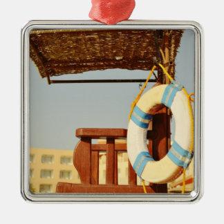 Lifeguard seat christmas ornament