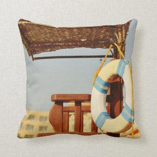 Lifeguard seat pillows