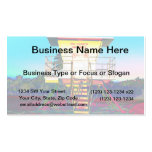 Lifeguard Shack to play with Double-Sided Standard Business Cards (Pack Of 100)