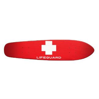 Lifeguard Skateboard Oldschool
