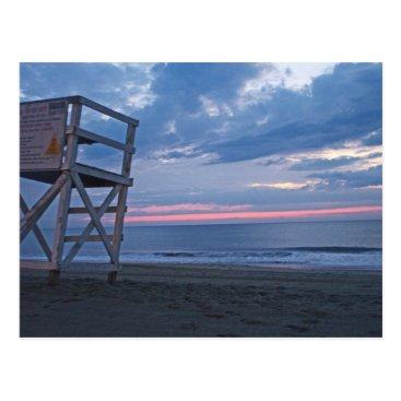 Lifeguard Stand Postcard