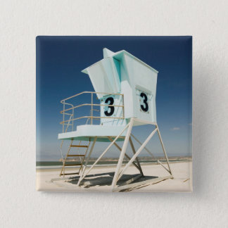 Lifeguard Stand | San Diego, Ca Button