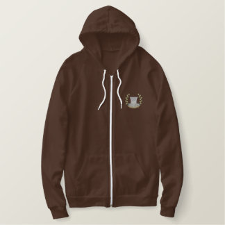 Lifeguard Station Embroidered Hoodie