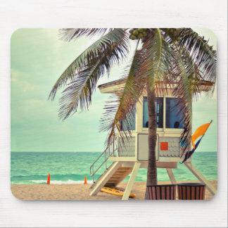 Lifeguard Station |Florida Mouse Pad