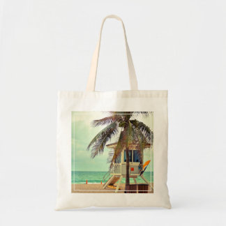Lifeguard Station |Florida Tote Bag