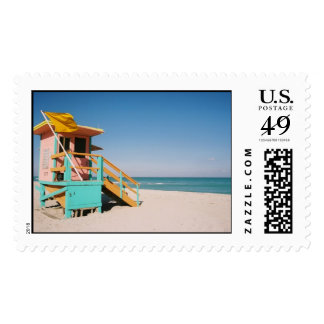 Lifeguard Tower 1 Stamps