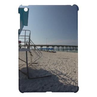 Lifeguard Tower at Panama City Beach Pier iPad Mini Covers