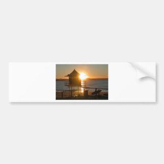 Lifeguard Tower Bumper Stickers