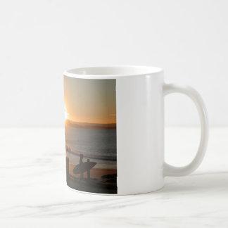 Lifeguard Tower Coffee Mug