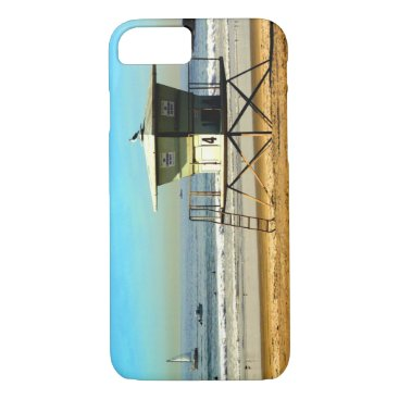 Lifeguard Tower iPhone 7 Case