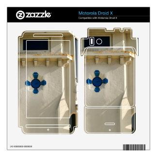 Lifeguard Tower Skin For Motorola Droid X