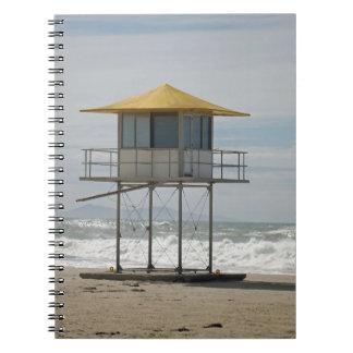 Lifeguards Hut Notebooks