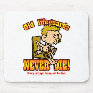 Lifeguards Mouse Pad