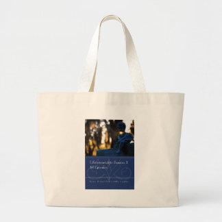 Lifeismusicistv Season 1 Format: DVD Jumbo Tote Bag