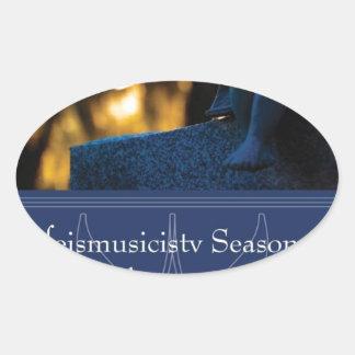 Lifeismusicistv Season 1 Format: DVD Oval Sticker