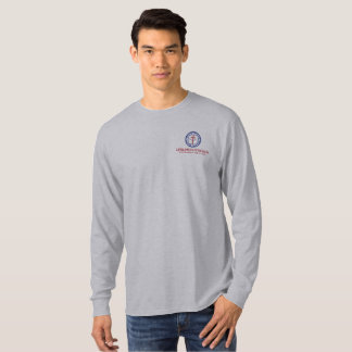 LifeLine Outreach Resource Center Gray Shirt LS