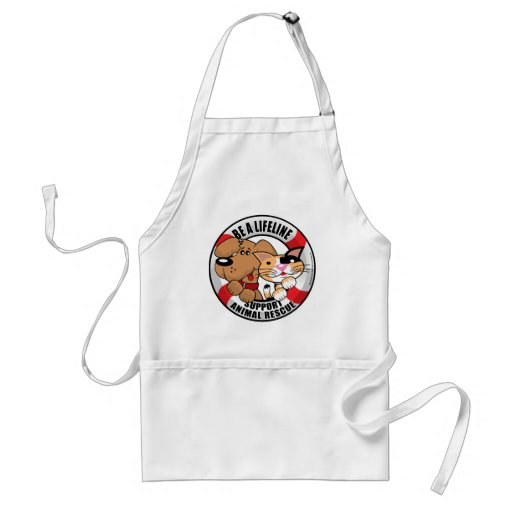 Lifeline : Support Amimal Rescue Apron