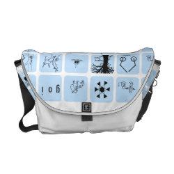 lifemat courier bag