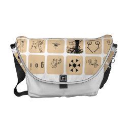lifemat messenger bag