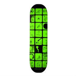 lifemat skateboard deck