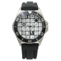 lifemat wrist watch