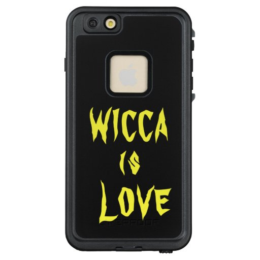 LifeProof apple wicca is love Funda LifeProof FRĒ iPhone 6/6s Plus Case