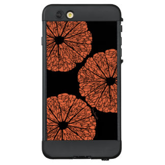 LIfeproof Case NUUD - Grapefruit to Suit