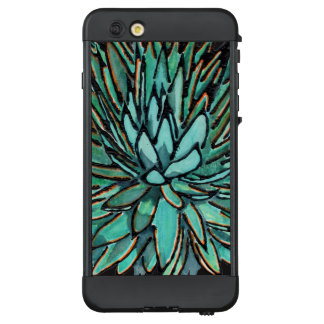 Lifeproof NUUD & FRE phone cases - Spiky Agave