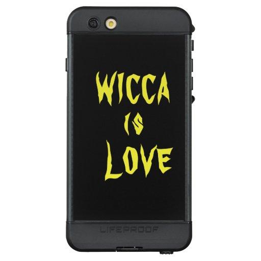 LifeProof wicca is love Funda LifeProof NÜÜD iPhone 6s Plus Case