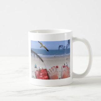 LIFES A BEACH COFFEE MUG
