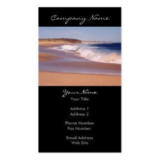 Life's A Beach Photo Business Cards
