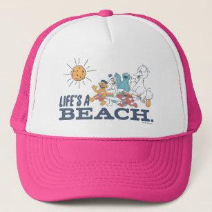 41726c7906ef4a Beach Life Hats & Caps | Zazzle