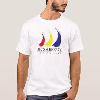 Life's a Breeze®_Paint-The-Wind_Florida Keys T T-Shirt