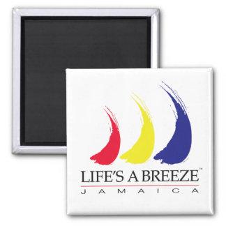 Life's a Breeze™_Paint-The-Wind_Jamaica magnet