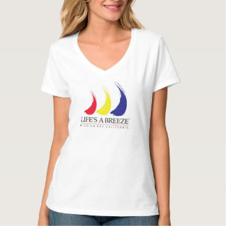 Life's a Breeze®_Paint-The-Wind_Mission Bay T Shirt