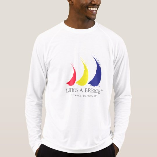 Life's A Breeze®_Paint-The-Wind_Myrtle Beach, SC T-Shirt