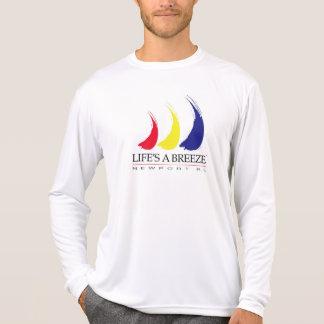 Life's a Breeze™_Paint-The-Wind_Newport R.I. T T-Shirt