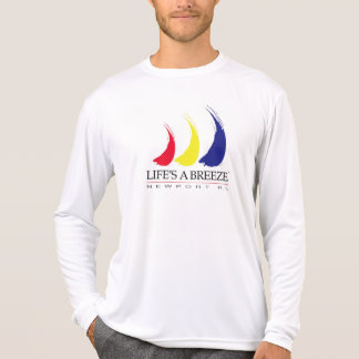Life's a Breeze™_Paint-The-Wind_Newport R.I. T T-shirts