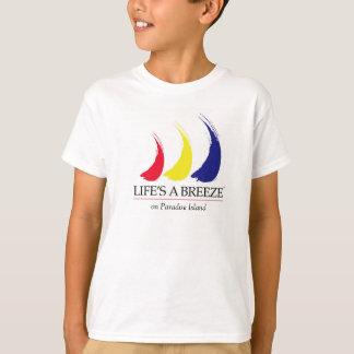 Life's a Breeze®_Paint-The-Wind_Paradise Island T-Shirt