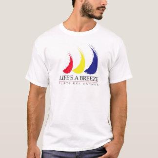 LIfe's a Breeze®_Paint-The-Wind_Playa del Carmen T T-Shirt