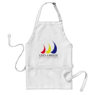 LIfe's a Breeze®_Paint-The-Wind_Sailing USA apron